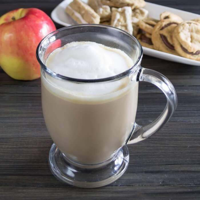 Witte Chocola Truffel Latte