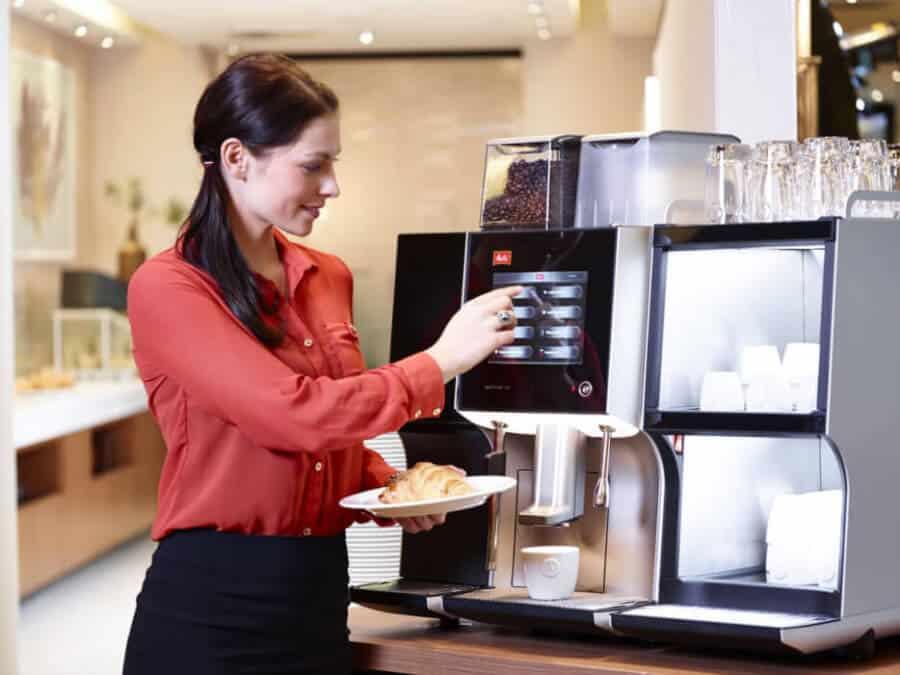 Kantoor Koffiemachine