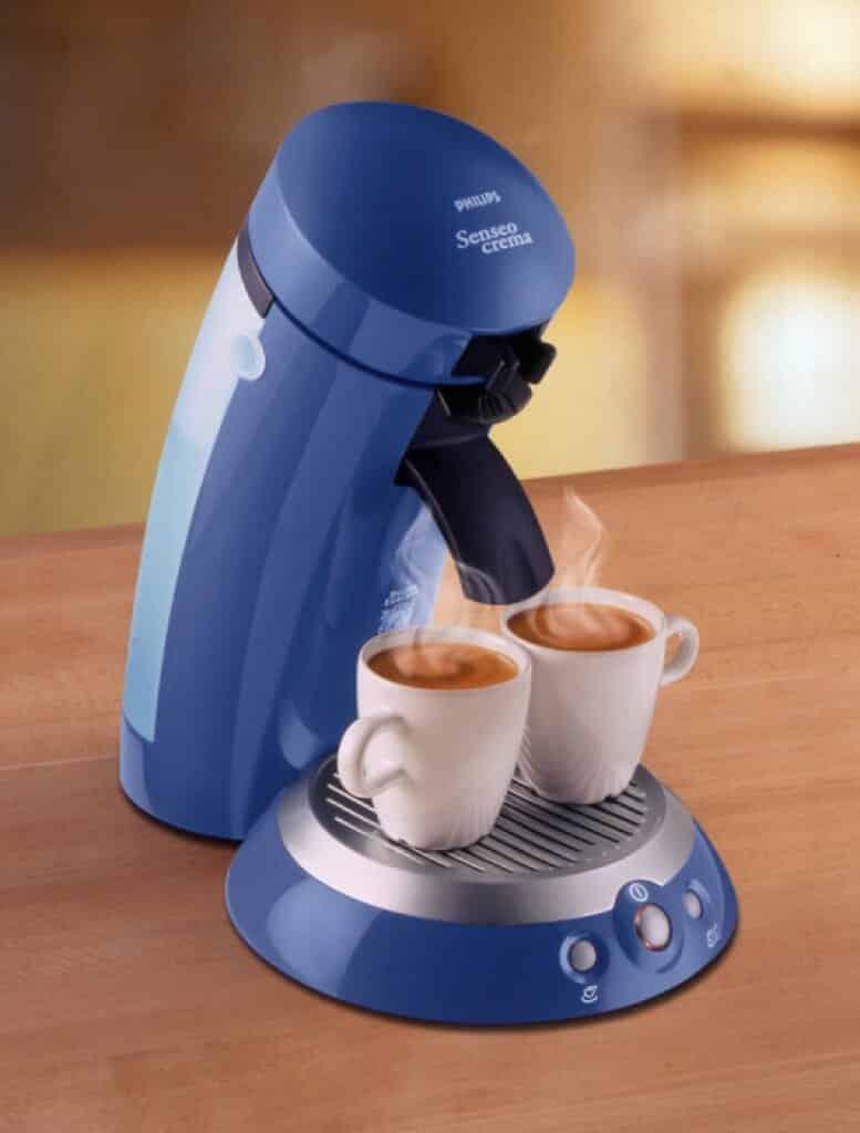 Senseo Koffie maken