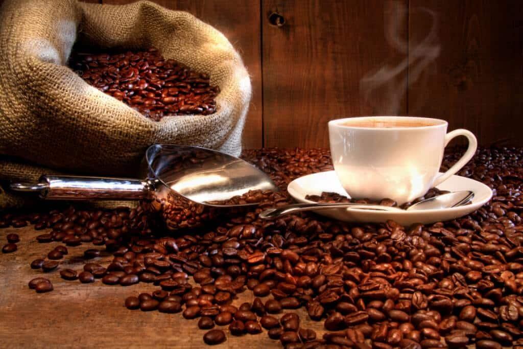 Koffiebonen bewaren
