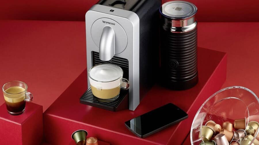 Nespresso Prodigio review: uitstekende espressomachine