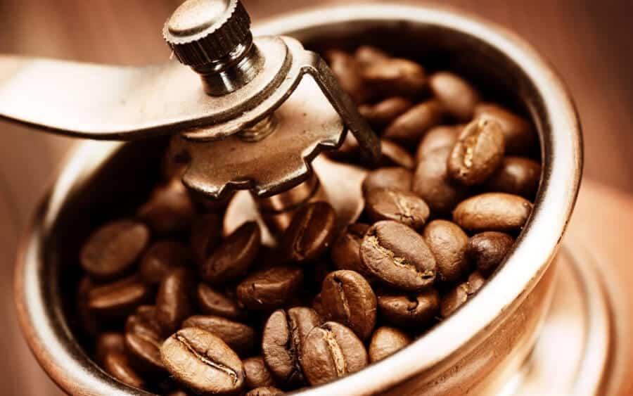 Koffiebonenmaler
