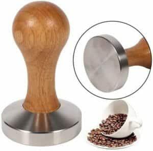 Koffie tamper