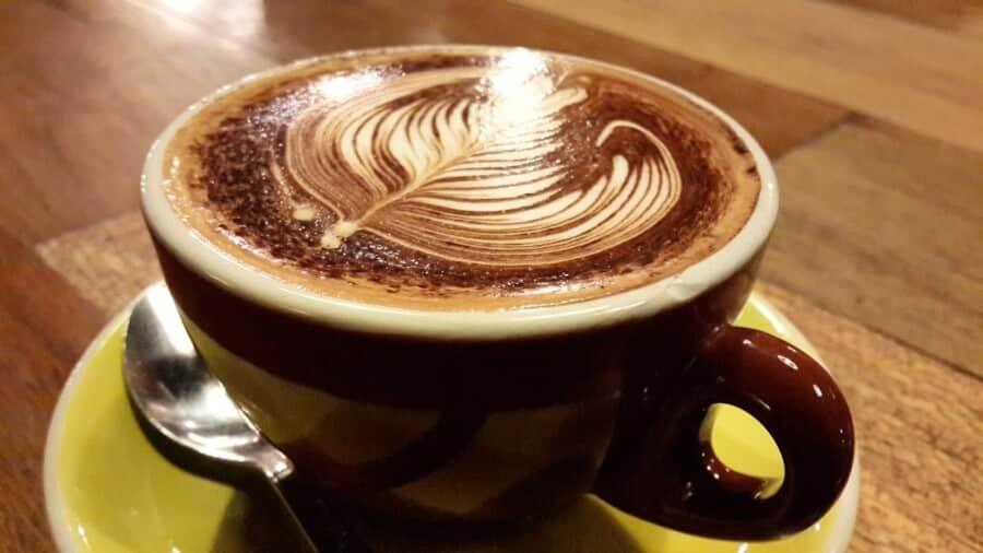 Hazelnoot cappuccino