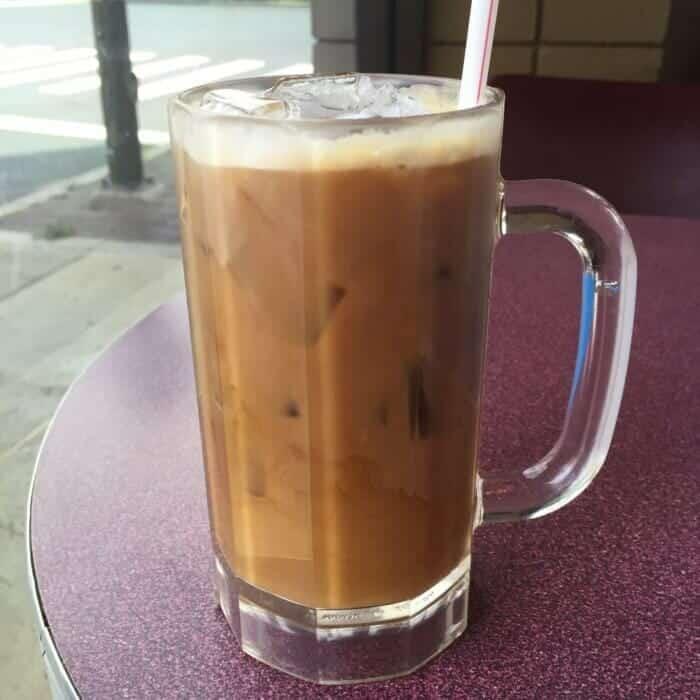 IJs caffè latte