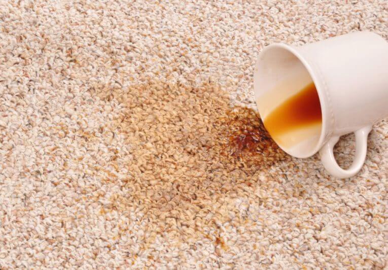 Koffievlekken Verwijderen