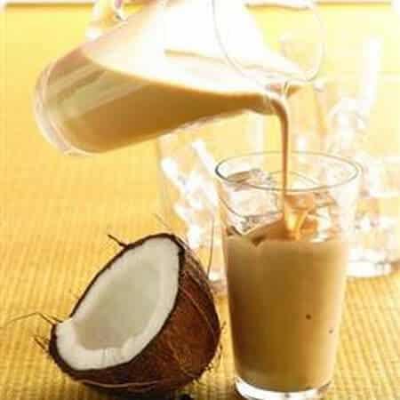 Kokos caffè luciado