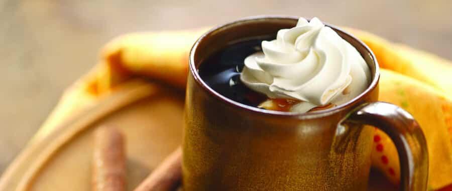 Mexicaanse kaneel koffie