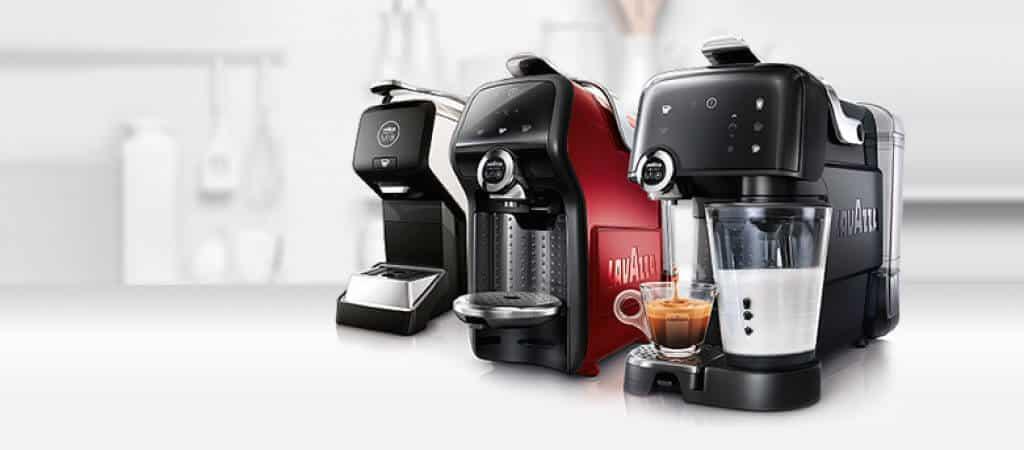 Lavazza espressomachine