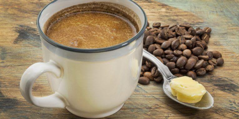 Boter koffie