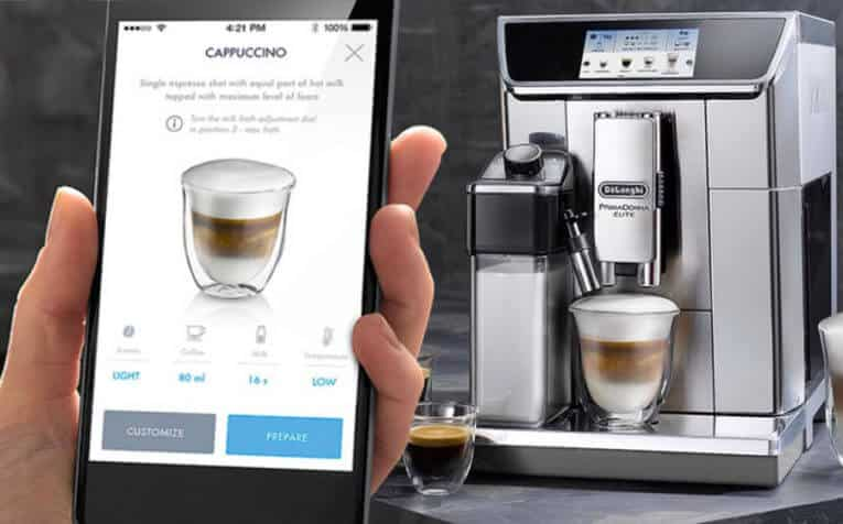 DeLonghi PrimaDonna Elite Review