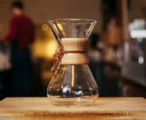 Chemex koffiemachine
