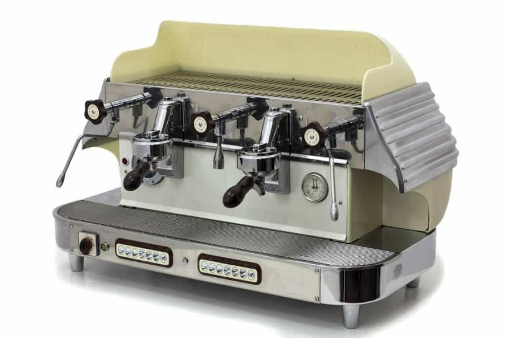 Elektra koffiemachine