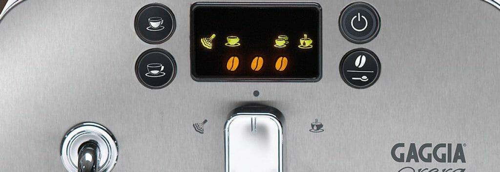 Gaggia espressomachine