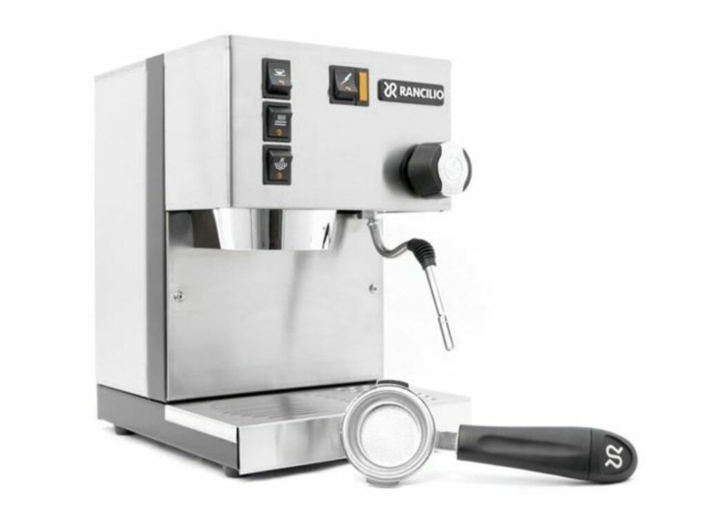Pistonmachine Rancilio Silvia review