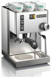 Rancilio Silvia review pistonmachine