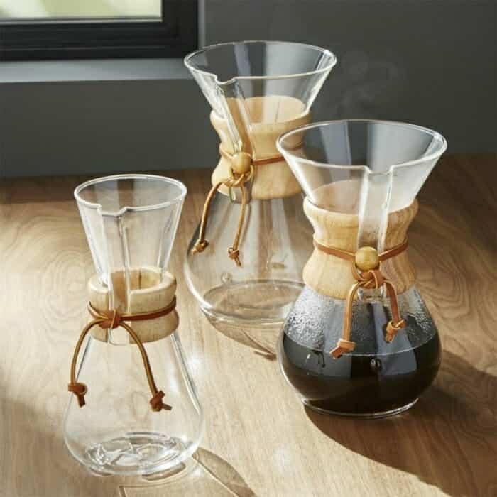 Beste Chemex Koffie
