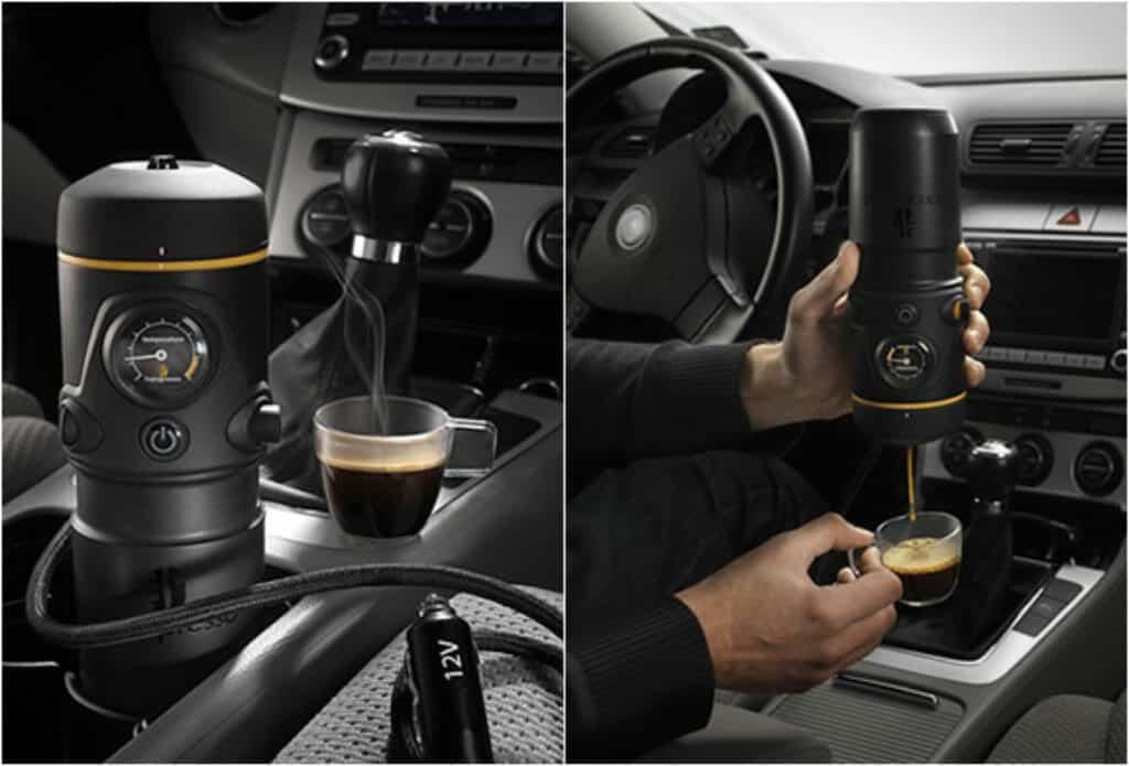 Handpresso Auto espressomachine