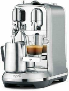 Nespresso Creatista Plus review