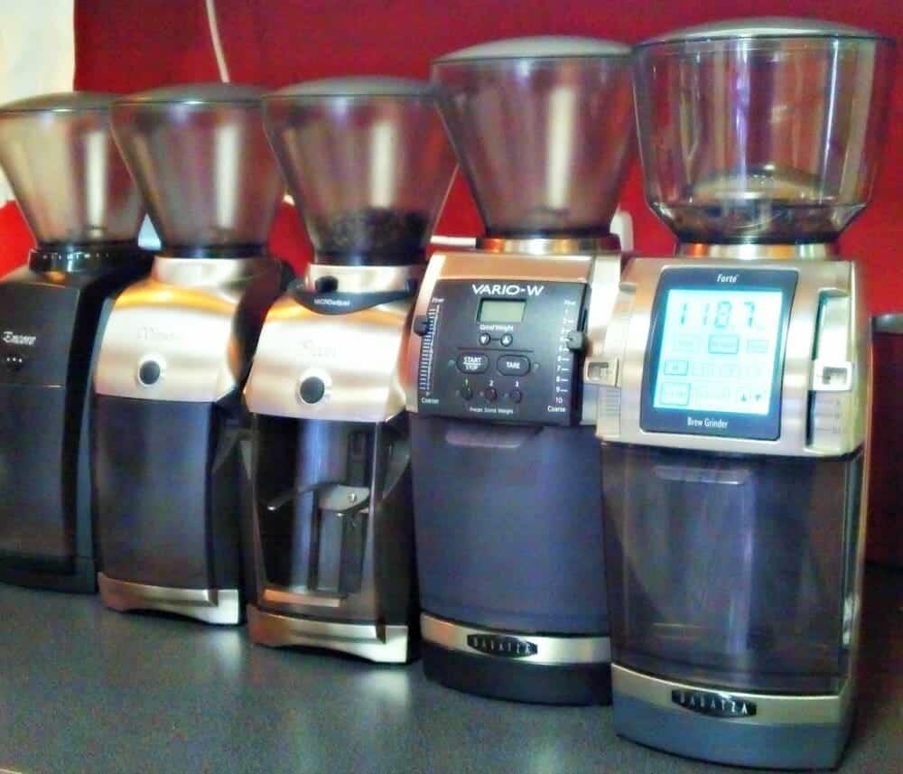 Baratza Koffiemolen