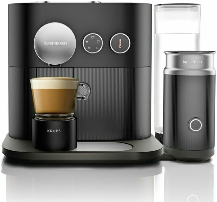 Beste Nespresso Expert & Milk Review