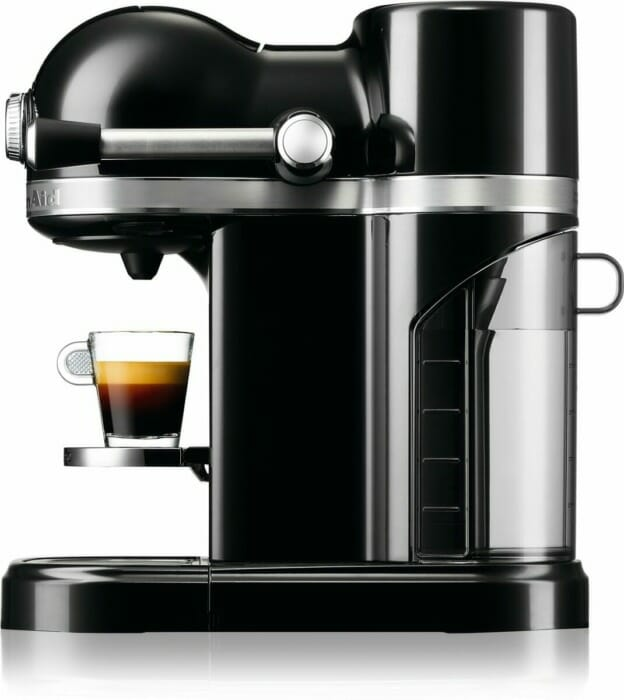 nespresso kitchenaid review cupautomaat