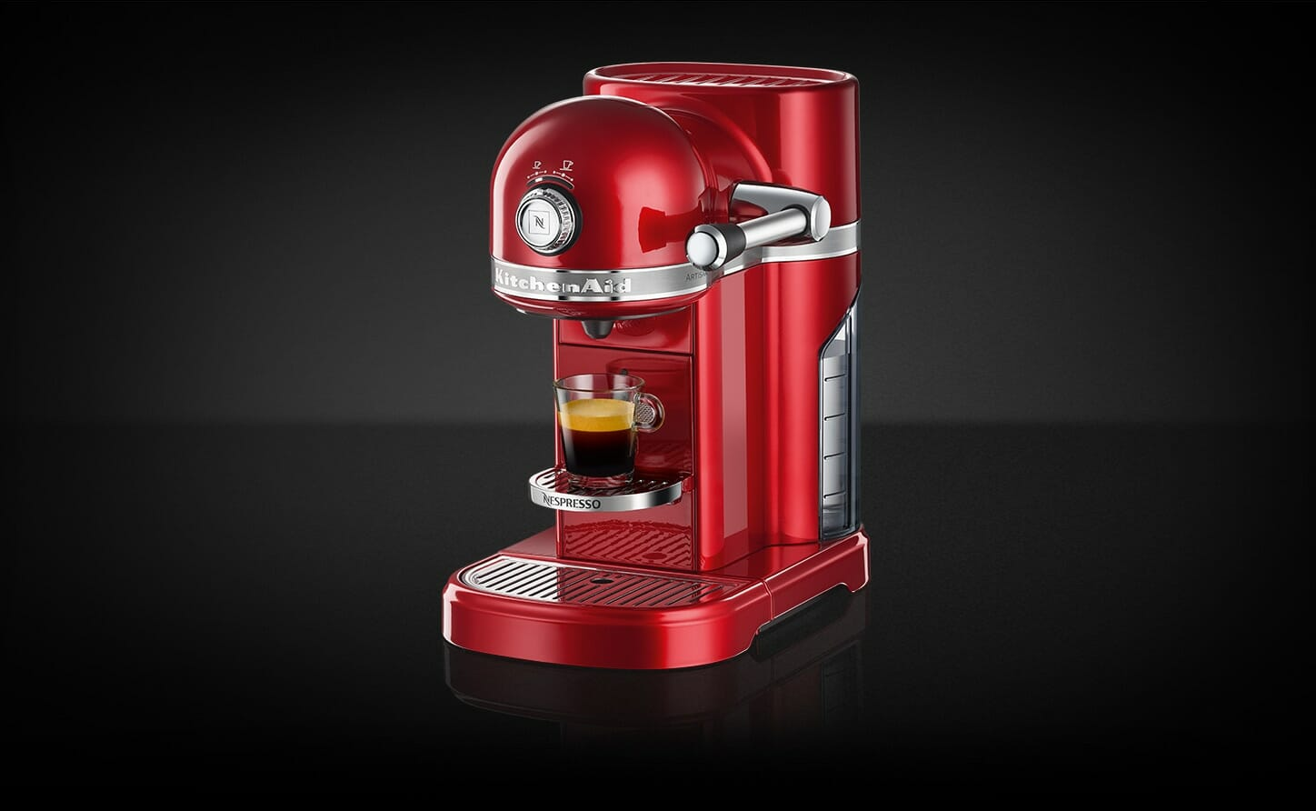 Nespresso KitchenAid Review