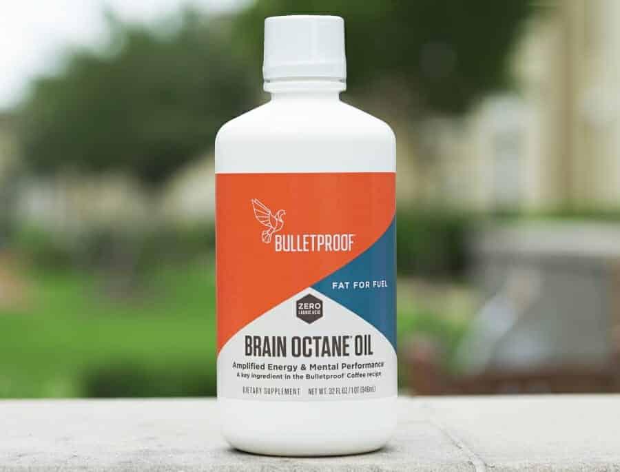 Bulletproof Koffie Brain Octane olie