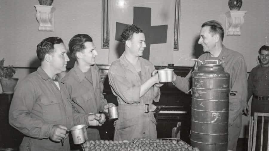 Geschiedenis oploskoffie