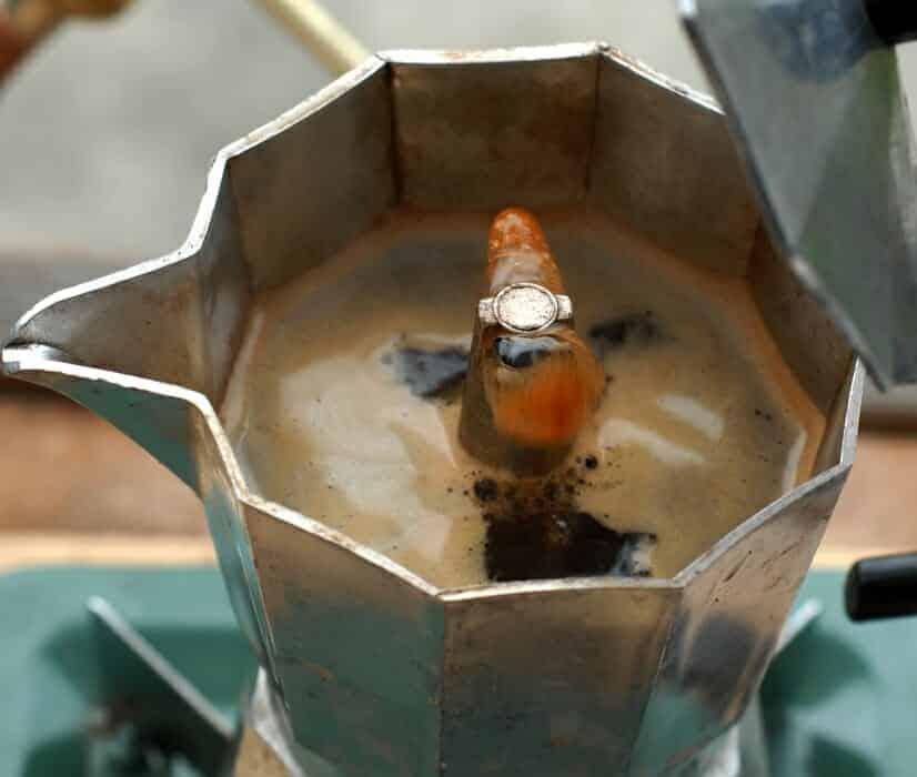 Koffie zetten met mokkapot