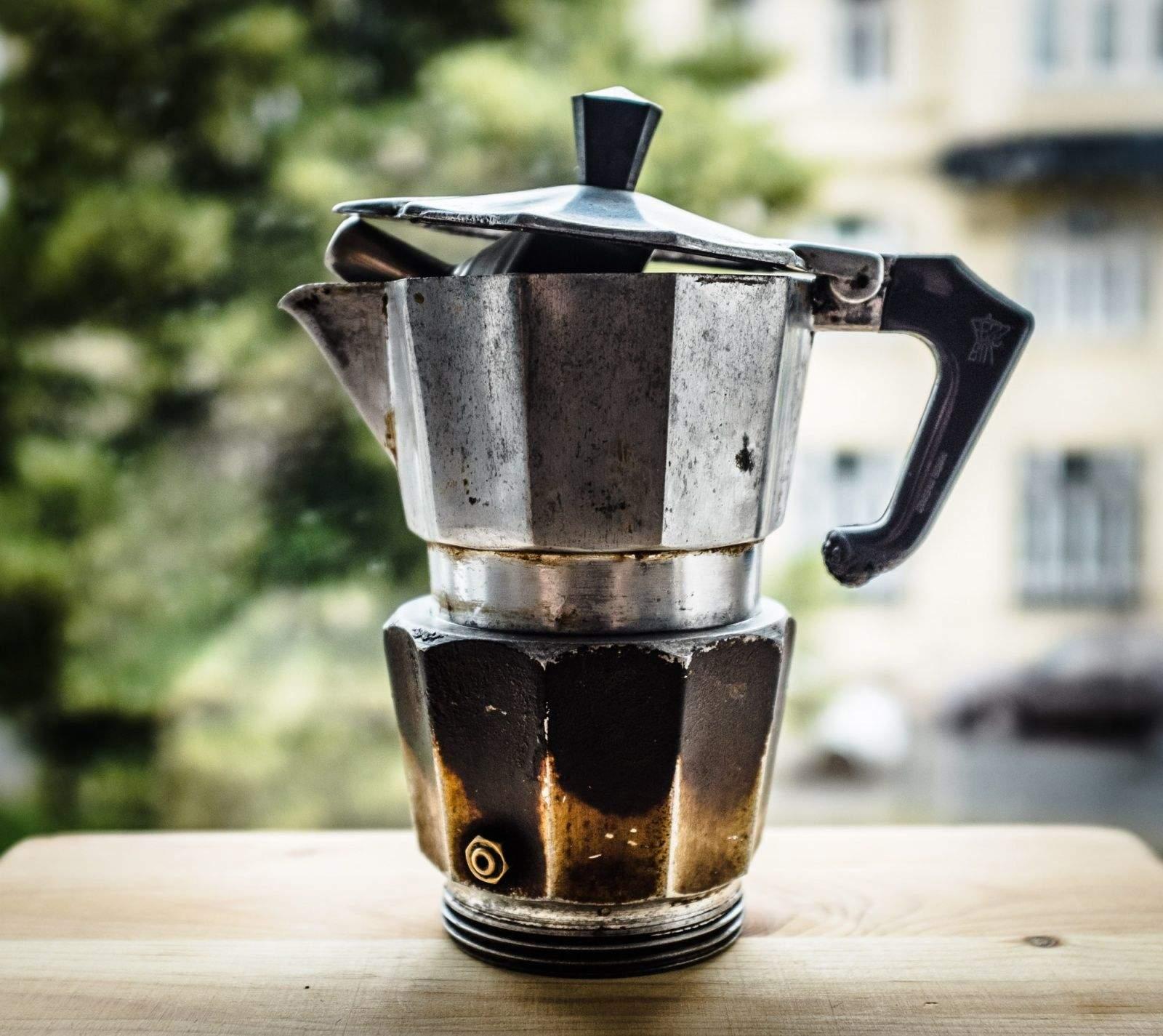 Mokkapot espresso