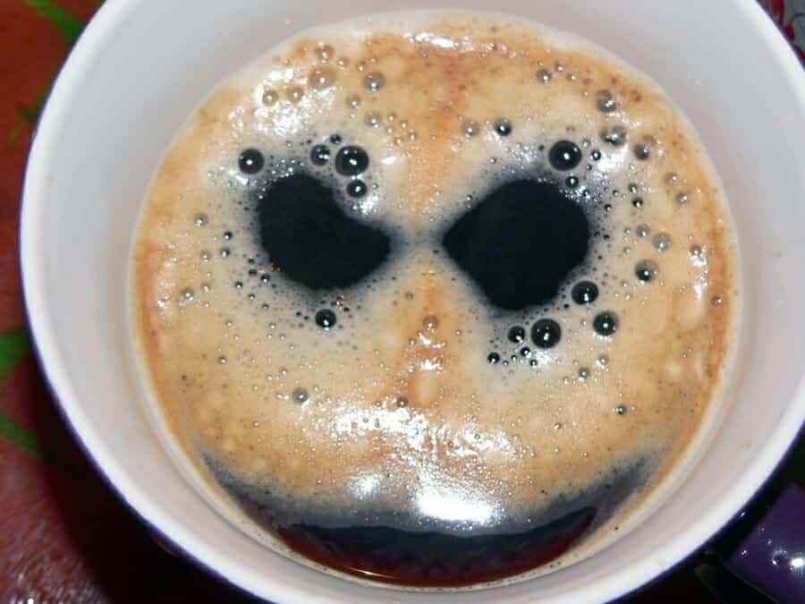 Slechte Koffie