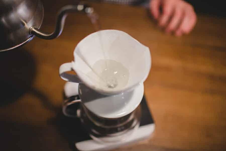 Waterkwaliteit en koffie