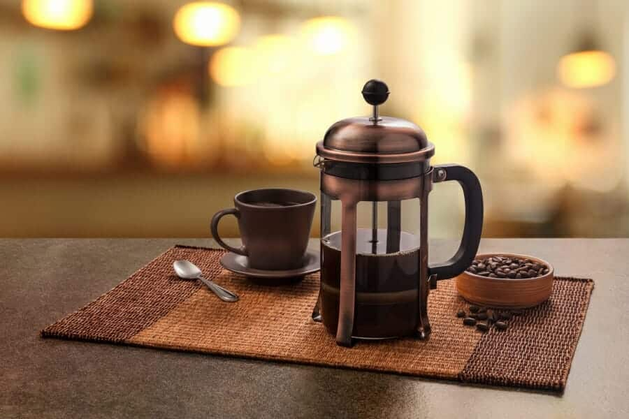 French press koffie