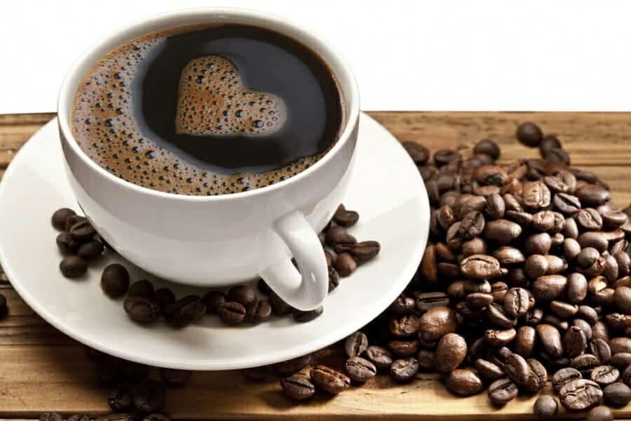 Koffie is gezond