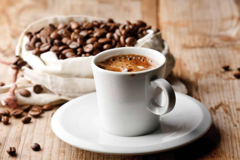 Koffie langer leven