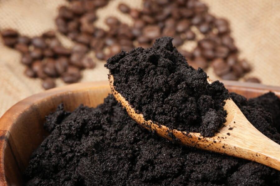 Koffiedik hergebruiken