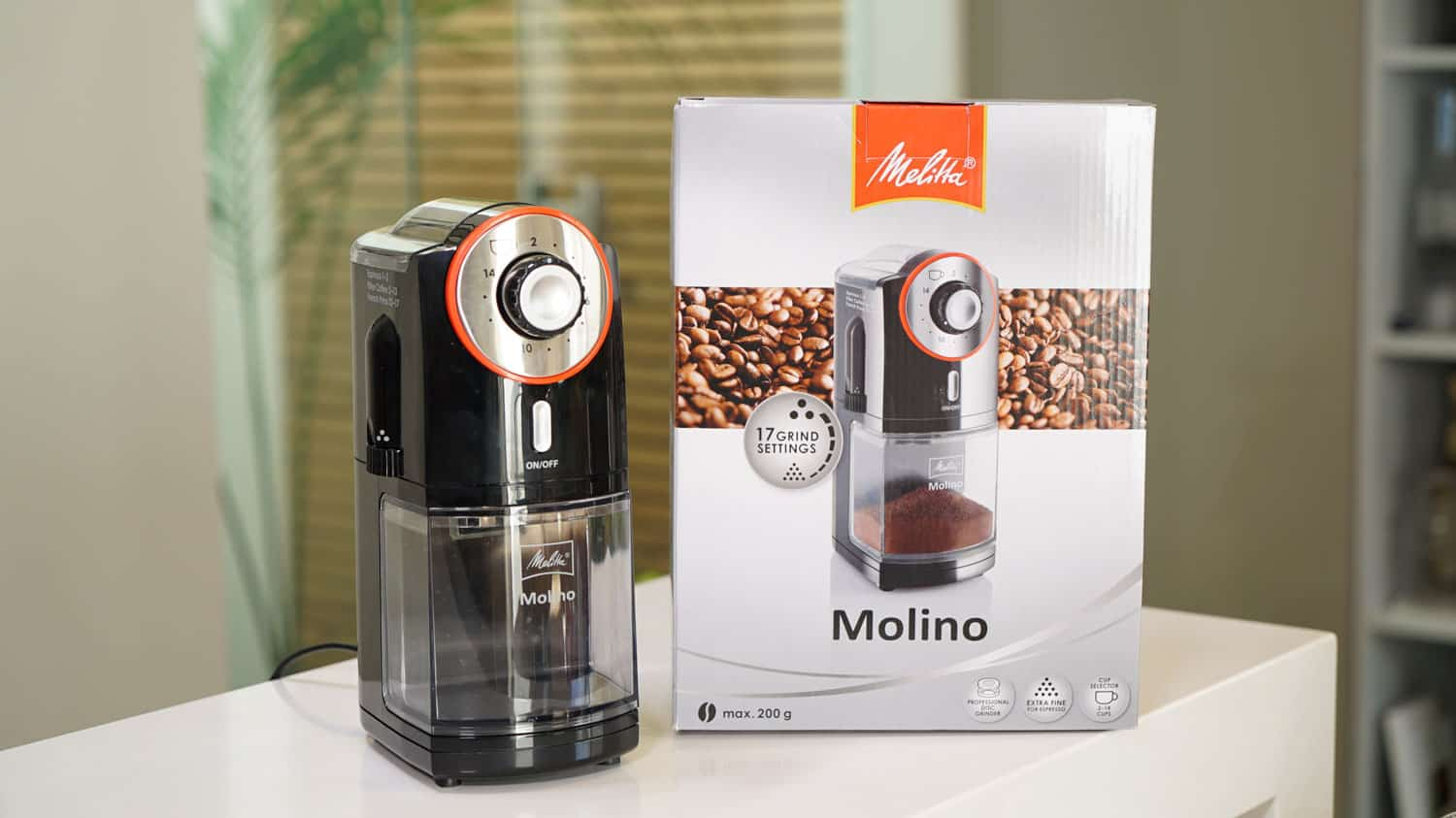 Melitta Molino Review