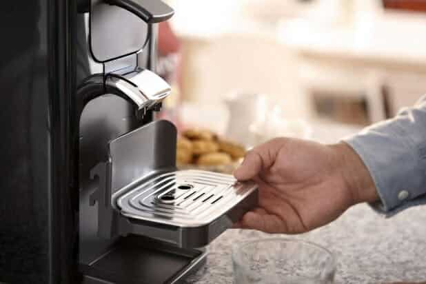 Koffiepadmachine Philips Senseo Quadrante Review