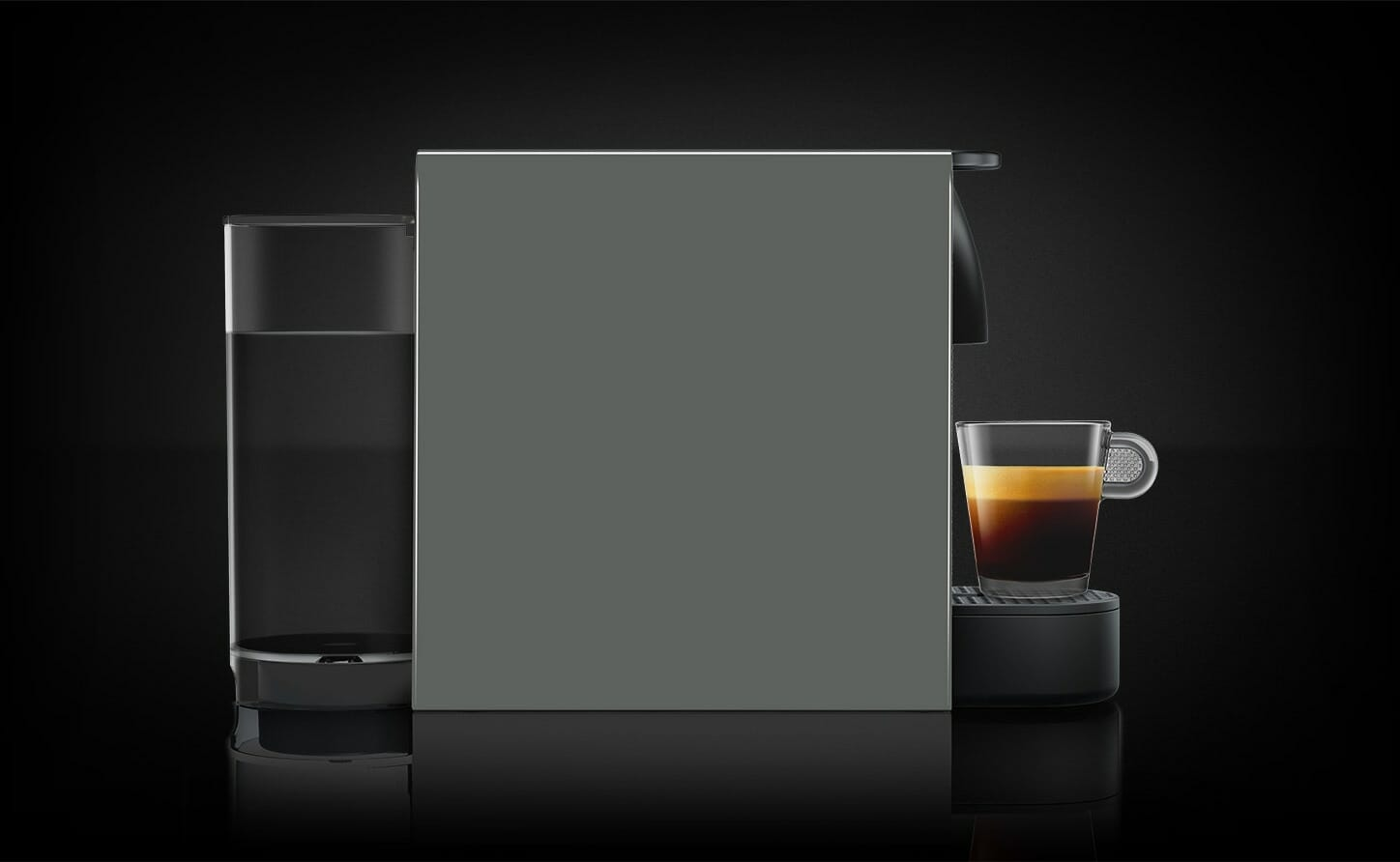 Krups Nespresso Essenza Mini Review koffiecupmachine