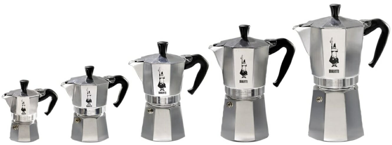 Mokkapot Bialetti Moka Express Review