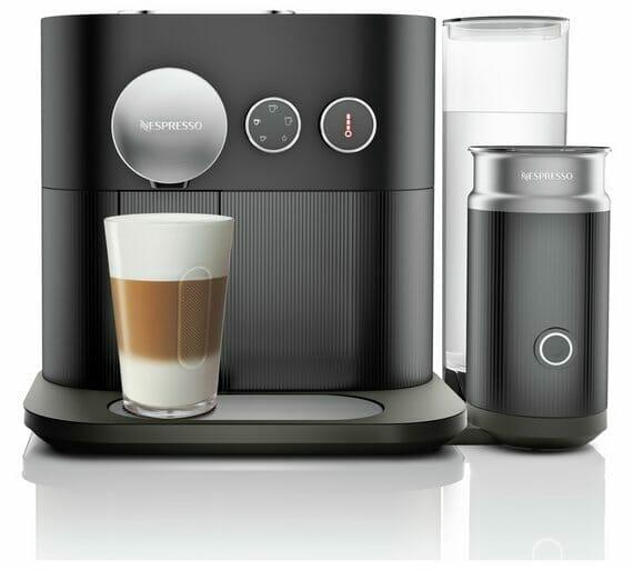 Nespresso Magimix Expert&Milk koffiezetapparaat cups