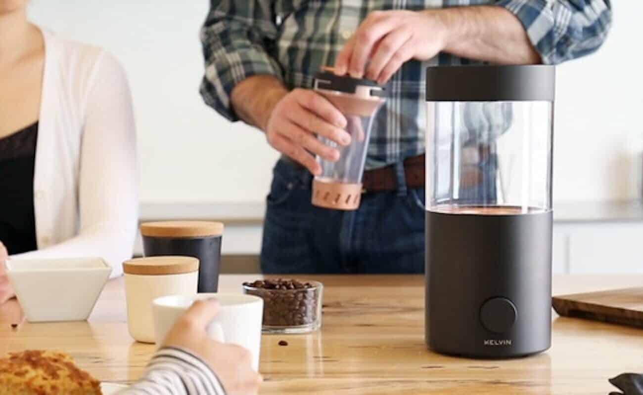 Eerste koffiebrander kopen