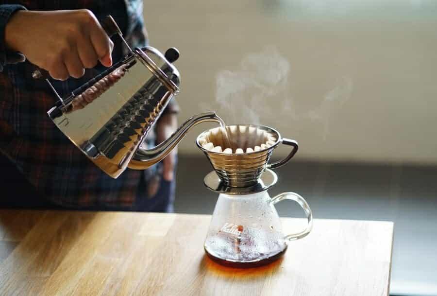 Kalita Wave koffie