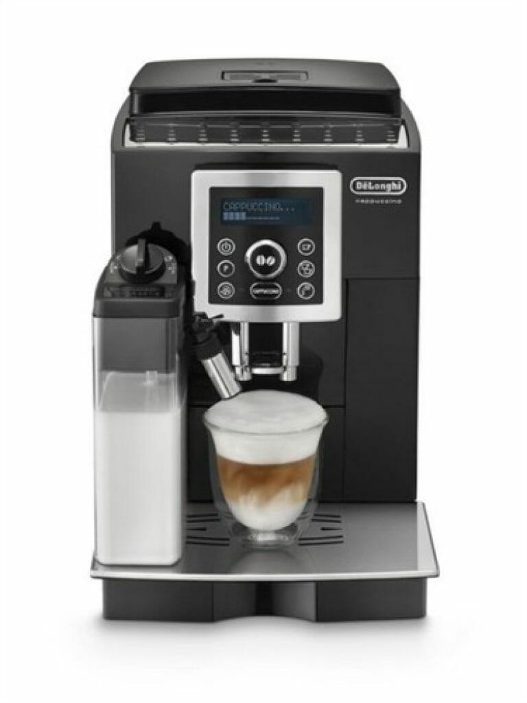 De'Longhi Dinamica ECAM350.55 koffiemachine bonen
