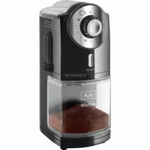 Melitta elektrische koffiemolen
