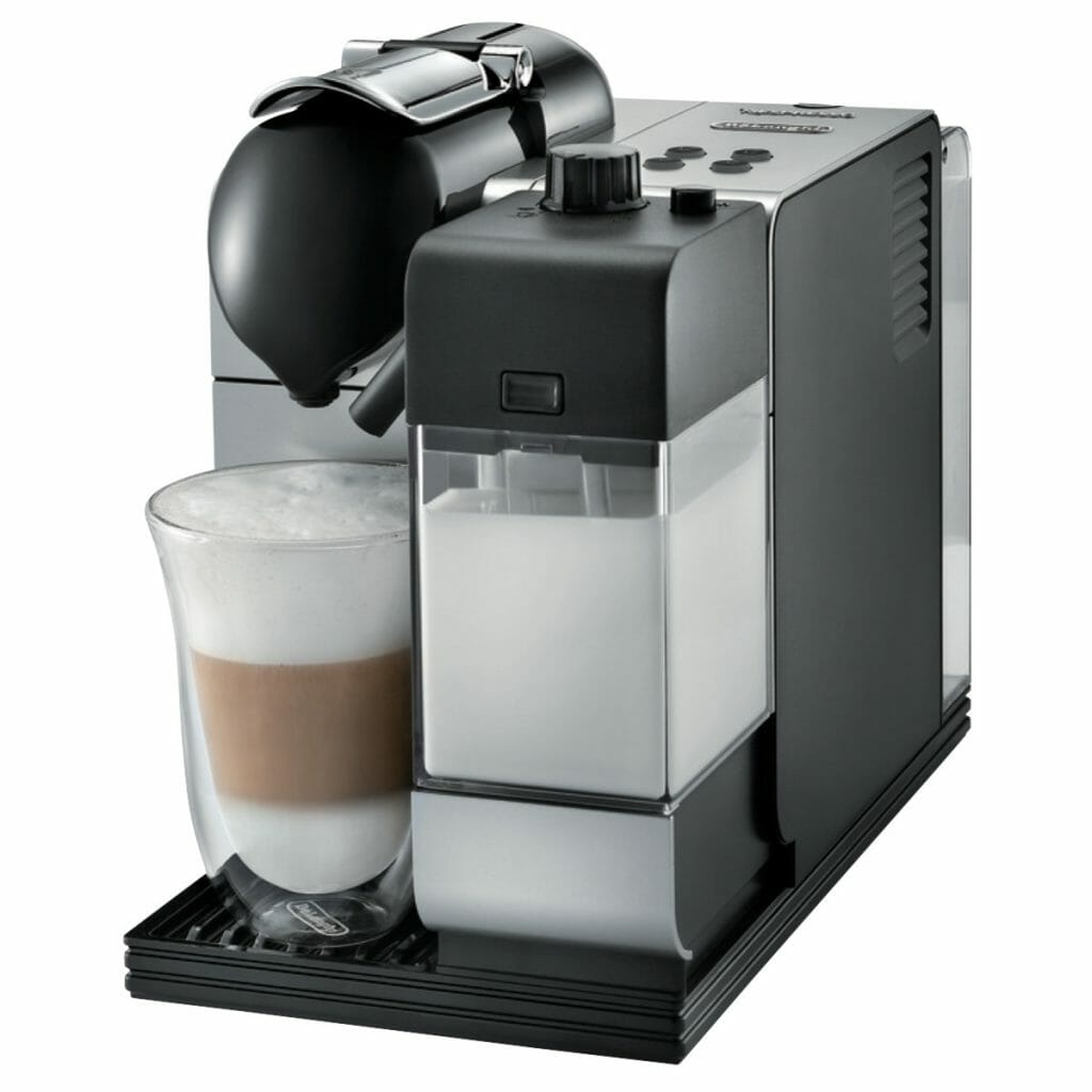 Nespresso Lattissima plus apparaat review
