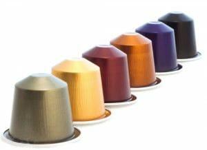Nespresso OriginalLine cups