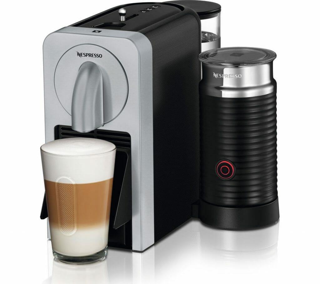 beste Nespresso Prodigio review