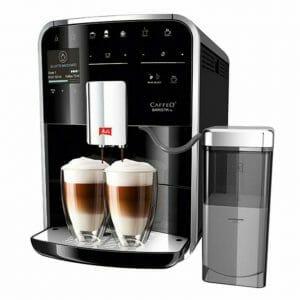 beste espressomachine melitta caffeo barista ts